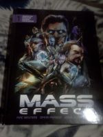 Mass Effect Library Edition Volume 1 by LadyIlona1984