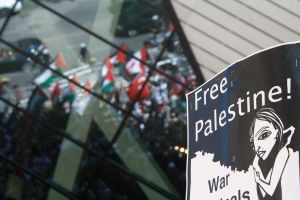 Free Free Palestine by Humanization