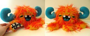Monstroctopus- Minchy by loveandasandwich