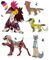 adopts i never sold {one left} by meteorcrash