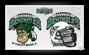 Tehachapi Seminoles by jpnunezdesigns