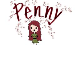 Penny-Request by ArtBeginsHere