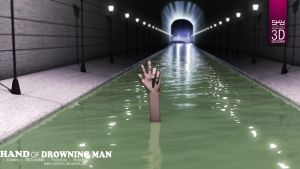 Hand of drowning man by oxide1xx