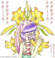 Happy Easter from Noodle by MAGAngel