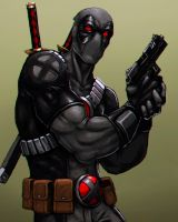 Uncanny x-men: Deadpool by FonteArt