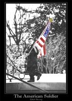 The American Soldier by FiSHGRAPHICS