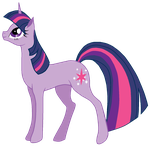 Twilight, My Little Horsey by MagicaRin