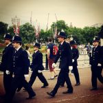 Walkabout with the Bobbies by MsDeGraeve