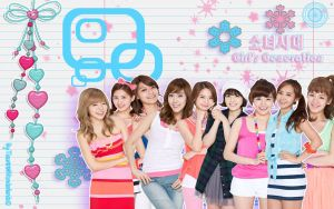 Girls Generation Wallpaper by TaeminInWonderlandxD