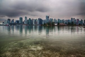Vancouver, BC 3 by arnaudperret