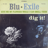 Blu and Exile give me flowers version 2 by PADYBU