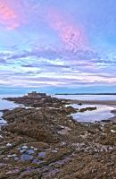 StMalo_sunset by Fixzor
