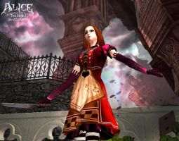 Alice:Madness Return TheSims05 by AliceYuric