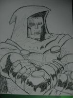 DR DOOM by shithlord