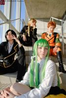 Code Geass - Cosplay I by klytae