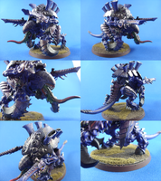 Bile-beast Carnifex by madhouse-exe
