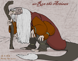 urRon the Artisan by TheCiemgeCorner