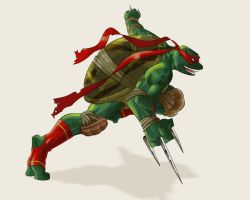 ninja turtles_raph_preview by ZehB