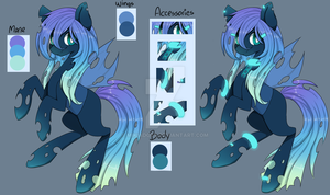 Changelling Adoptable -Auction- {CLOSED} by MikiAdops