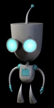 Gir in 3D by PaulRamon