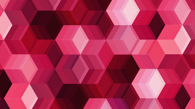 Pink Cubes by Dynamicz34