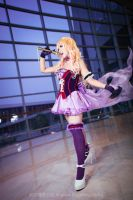 Sheryl Nome- Lion by hiyuki