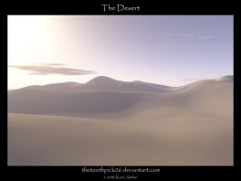 The Desert by thetoothpick06