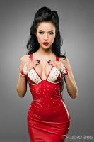 Jade Vixen by PhotographybyVictor