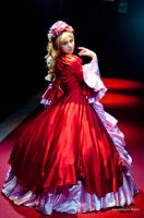 Marie Antoinette beauty dress by ely707