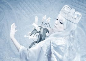 Winter Princess by Annie-Bertram