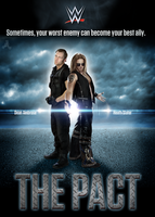THE PACT : Dean Ambrose and Heath Slater by Roselyne777