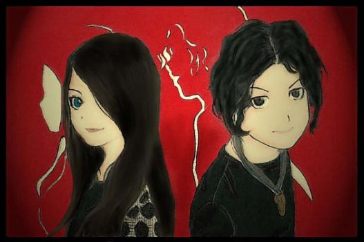 The White Stripes by putrithewicked