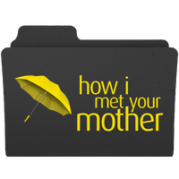 How I Met Your Mother - Mac Os X folder by Nabucodorozor