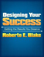 Designing Your Success Cover1 by OutlawRave