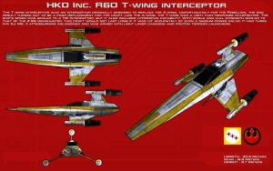 R60 T-Wing interceptor ortho [New] by unusualsuspex