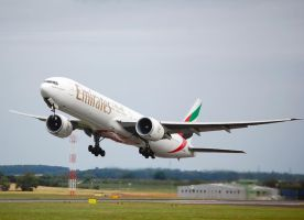 Emirates - Take Off by scriptedcolour