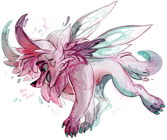 Fairy dog by Sultastic