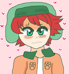 (Not)Lovestruck Kyle? by cottoncloudyfilly