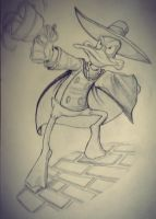 Darkwing Duck by Dufton