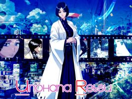 Unohana photograpy by Shinigamihanamisu