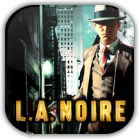 LA Noire Game Icon by Wolfangraul