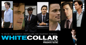 Neal Caffrey Wallpaper by Silver-Moonshine01
