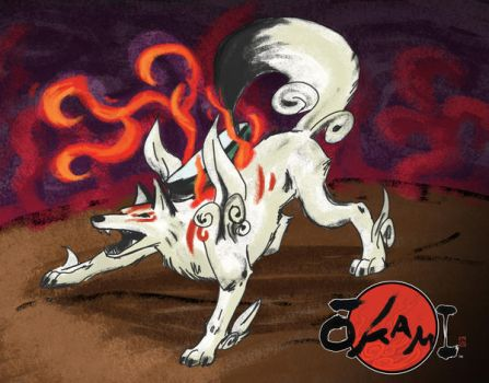 Okami Contest by Senshee