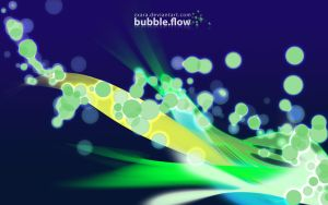 bubble-flow waller_with .psd by zxara