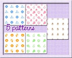 patterns-misc by CocoBucciarati