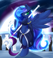 Princess of the night by Madacon