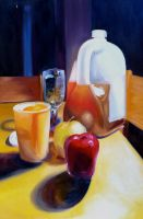 Food Still Life by 0AngelicWings0