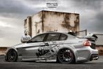Bmw 3.30 ekaveli edition by edcgraphic