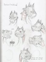 Mal Sketches by shadowshot9