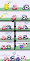 Kirby and Jigglypuff part 2 by Rainbow-Boa